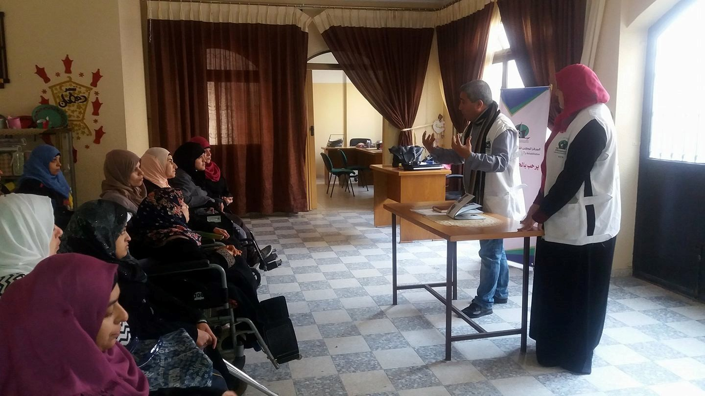 NCCR HOLDS AN AWARENESS AND COUNSELING WORKSHOP ON PHYSIOTHERAPY AND THE IMPORTANCE OF NUTRITION