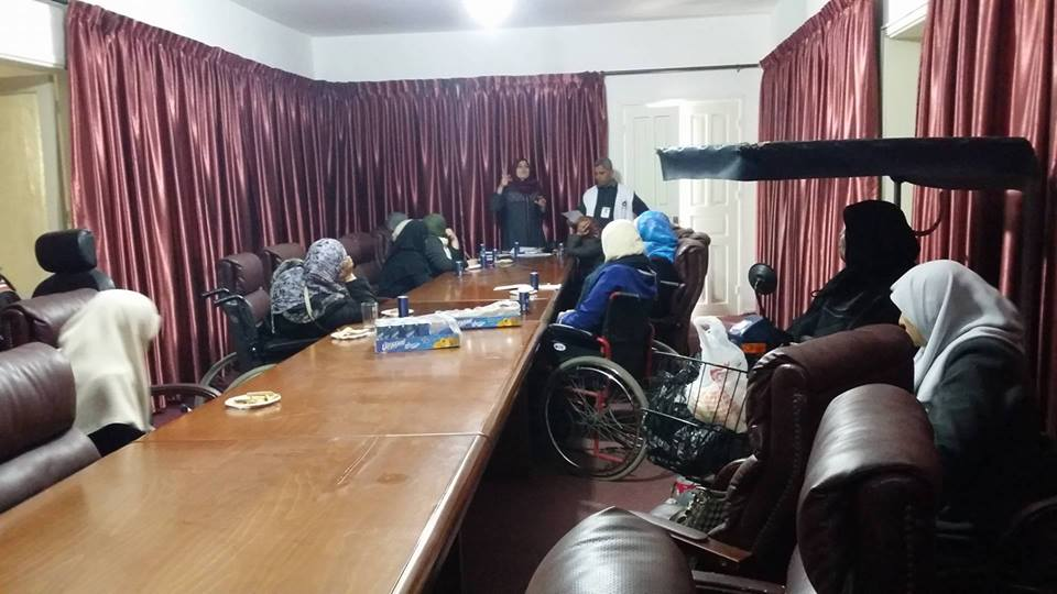 """NCCR HOSTS WORKSHOP ON """" ACCESS TO JUSTICE AND SECURITY TO WOMEN WITH DISABILITIES"""""""